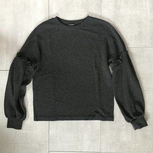 Club Monaco LIghtweight Fleece Sweatshirt